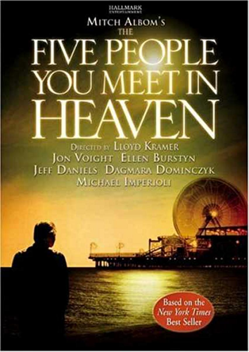 questions on the five people you meet in heaven