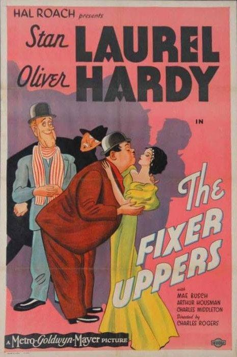 the fixer uppers s 1935 filmaffinity. Black Bedroom Furniture Sets. Home Design Ideas