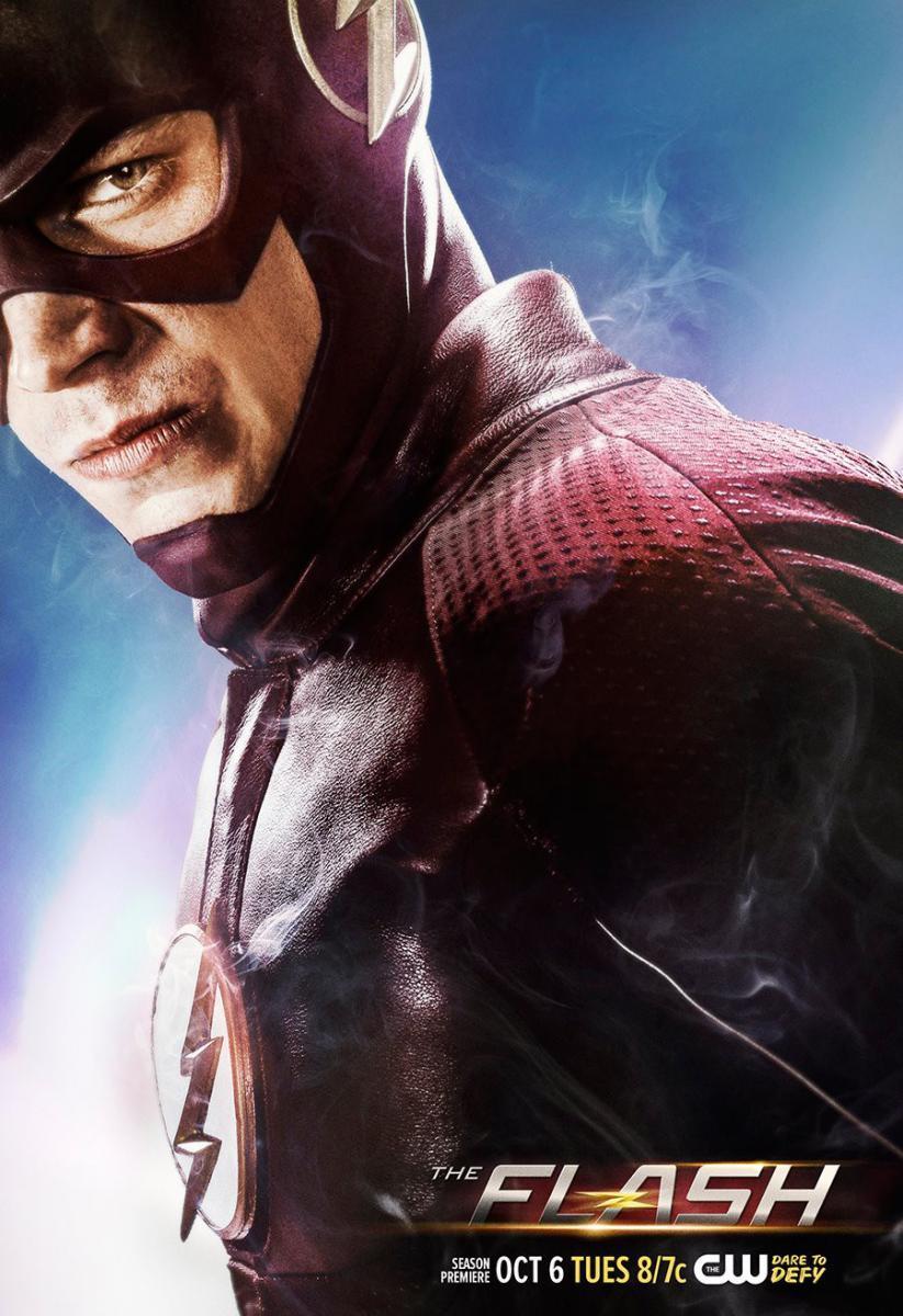 The Flash – 3 Temporadas [Latino][720p][MEGA]