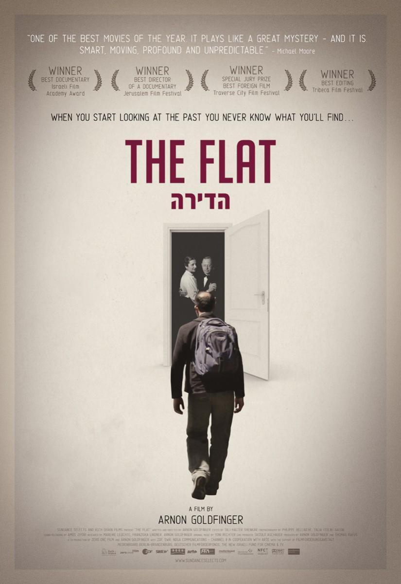 El apartamento (Arnon Goldfinger, 2011) : Cine documental