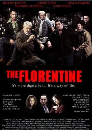The Florentine: Un bar de copas y amigos