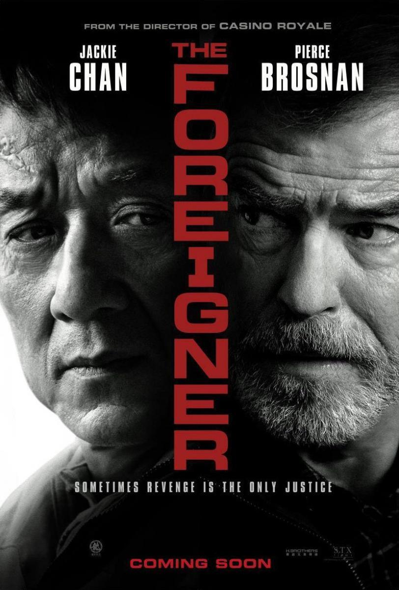 Ver pelicula The Foreigner Online