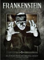 Los archivos de Frankenstein: Cómo Hollywood creó un monstruo