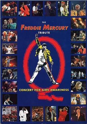 Concierto por la vida: Homenaje a Freddie Mercury (TV)