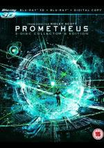 Los Dioses Furiosos: Documental haciendo Prometheus