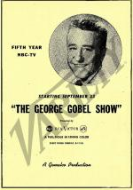 The George Gobel Show (TV Series) (Serie de TV)