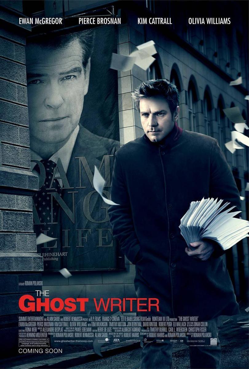 Críticas de El escritor (2010) - FilmAffinity