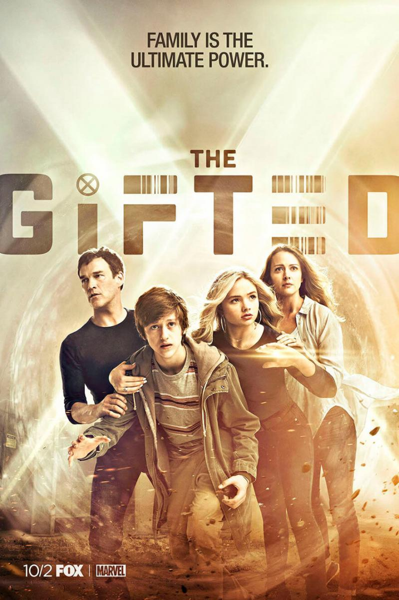 The Gifted (Serie de TV) (2017) Temporada 1 [720p] [Latino] [MEGA]