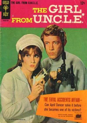 The Girl from U.N.C.L.E. (Serie de TV)