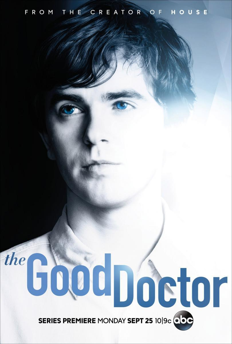 The Good Doctor Temporada 1 [2017][Latino][720p][Google Drive]