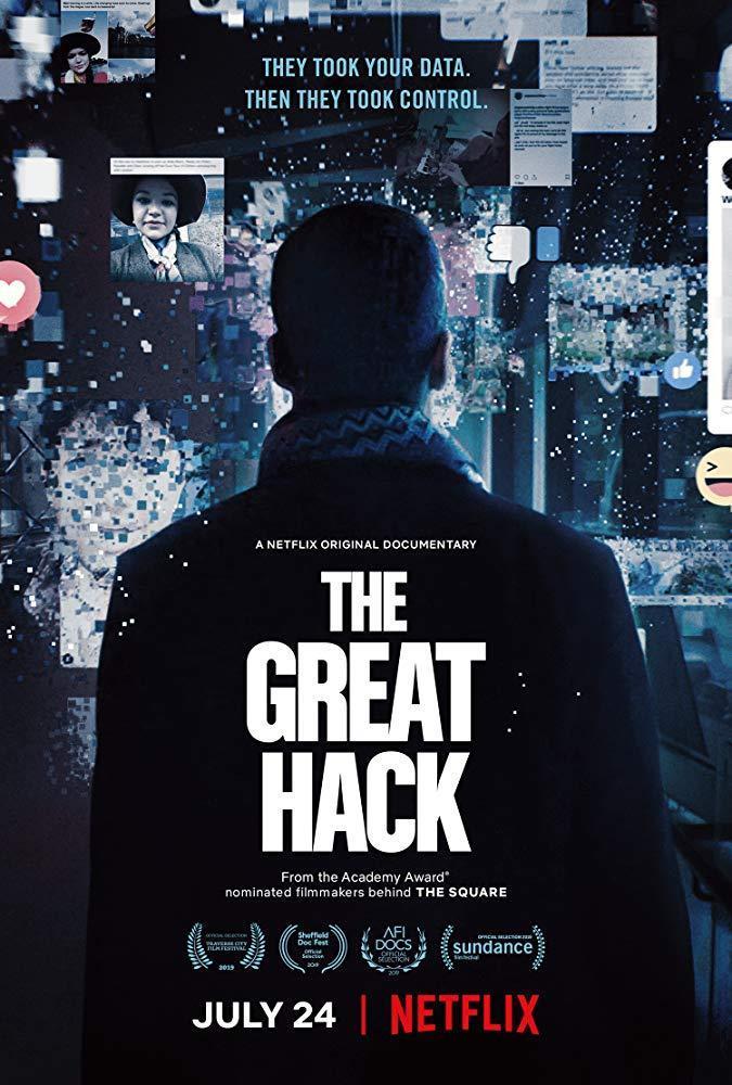 Resultado de imagen para netflix el gran hackeo