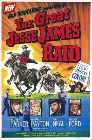 The Great Jesse James Raid