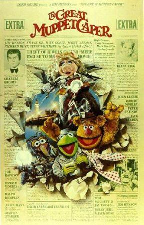 La gran aventura de los Muppets