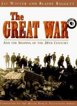 The Great War and the Shaping of the 20th Century (TV)
