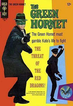 El avispón verde (Serie de TV)