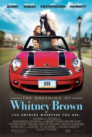 La nueva vida de Whitney Brown
