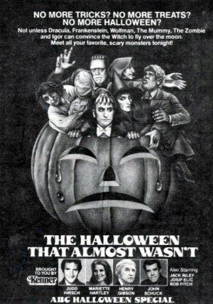 The Halloween That Almost Wasn't (The Night Dracula Saved the World) (TV)