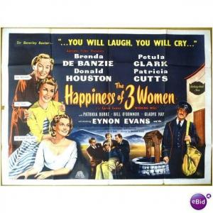 The Happiness of Three Women