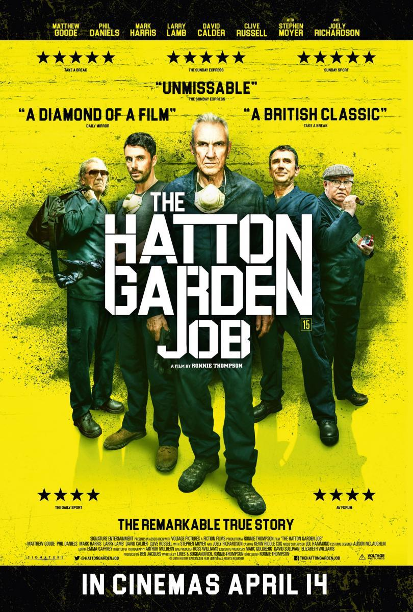 The Hatton Garden Job Online