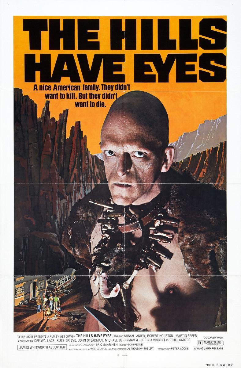 Resultado de imagen para las colinas tienen ojos 1977