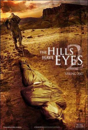 El retorno de los malditos (Las colinas tienen ojos 2)