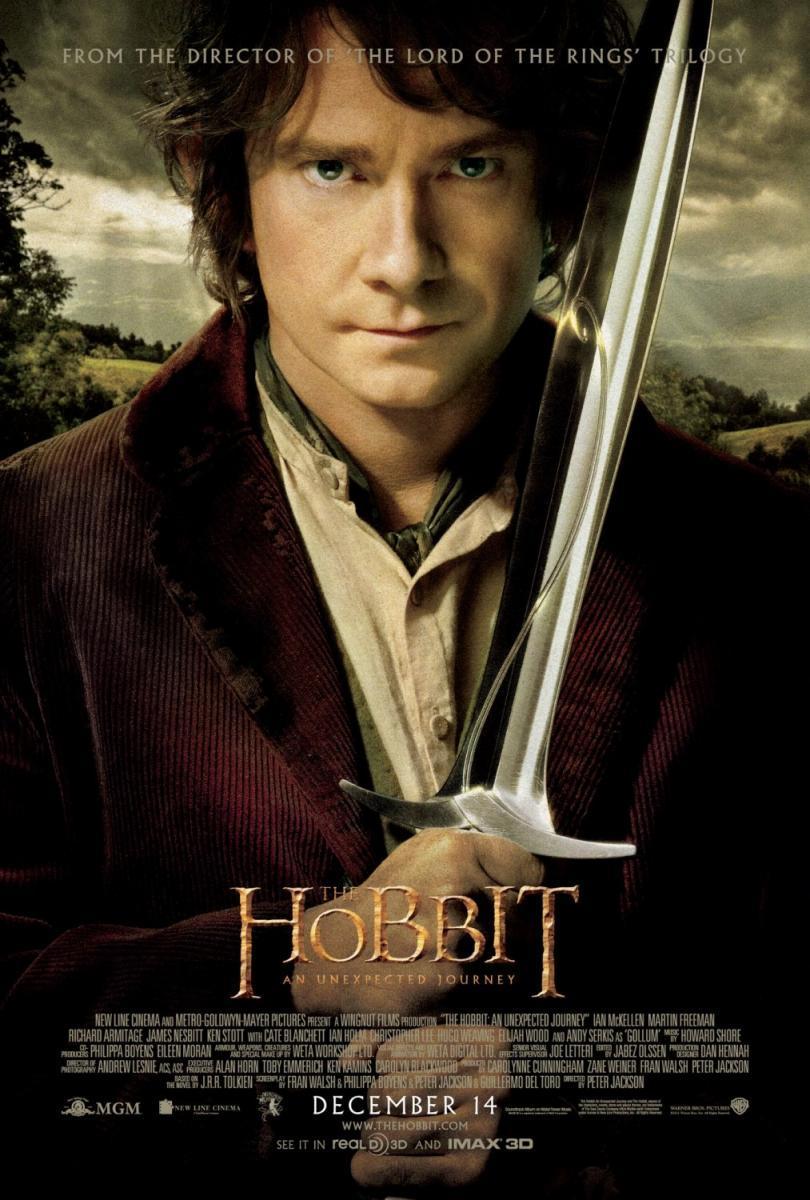 El Hobbit: Un viaje inesperado (2012) ()