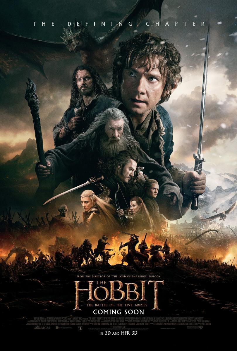Críticas De El Hobbit La Batalla De Los Cinco Ejércitos 2014 Filmaffinity