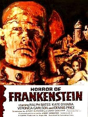 El horror de Frankenstein