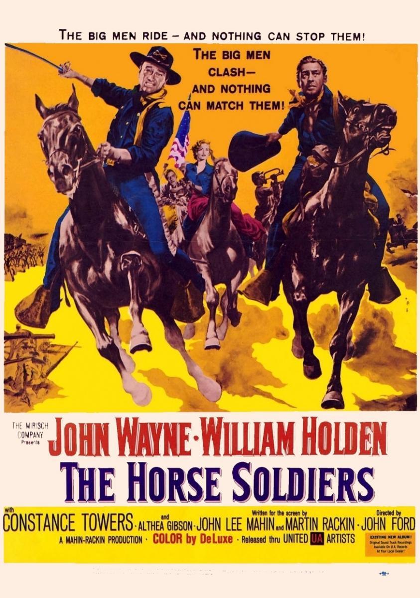 Últimas películas que has visto - (La liga 2018 en el primer post) - Página 5 The_horse_soldiers-254431519-large