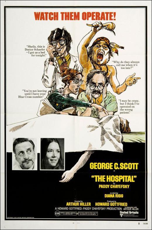 Críticas de Anatomía de un hospital (1971) - FilmAffinity
