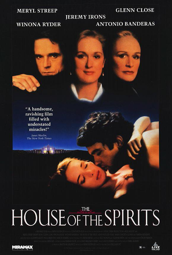 La Casa De Los Espiritus [1993]  HD [1080p] Latino [GoogleDrive] SilvestreHD