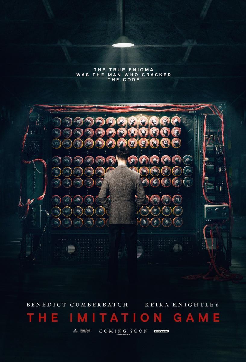 Frase de la película Descifrando Enigma Quotes The Imitation Game