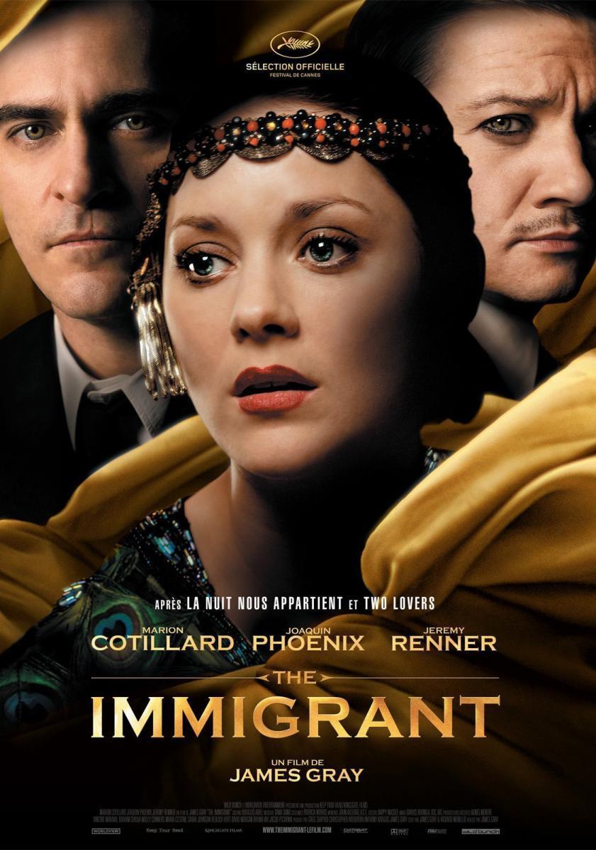 La inmigrante [2013] [1080p] [Latino-Ingles] [MEGA]