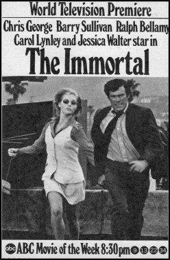 The Immortal (TV Series)