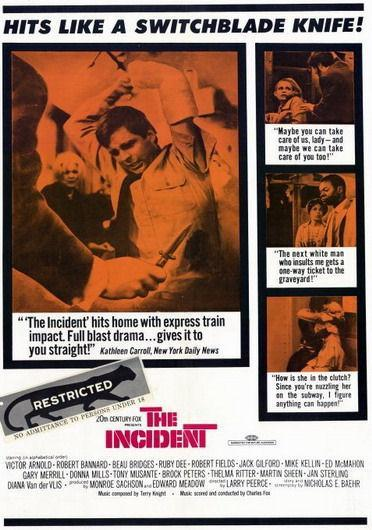 Últimas películas que has visto (las votaciones de la liga en el primer post) - Página 12 The_incident-568572219-large