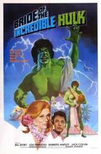El increíble Hulk: Casado (La boda del increíble Hulk) (TV)