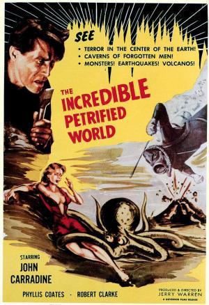El increíble mundo petrificado