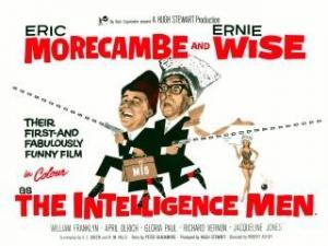 The Intelligence Men
