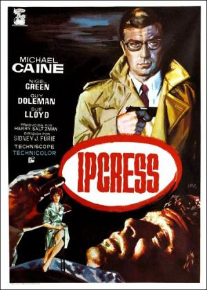 Ipcress, archivo confidencial