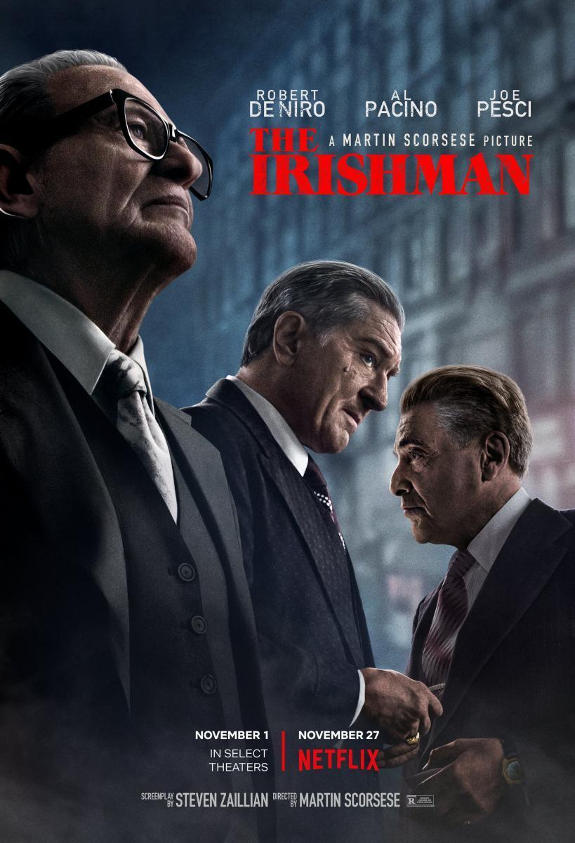 El irlandés [2019][Latino][1080P][Mega]