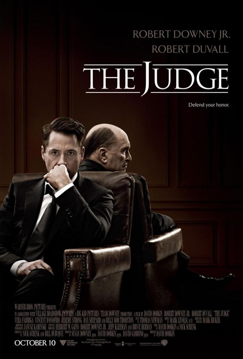 El juez (2014) [1080p] [Latino] [MEGA]