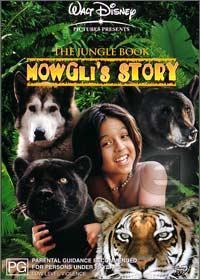 La historia de Mowgli