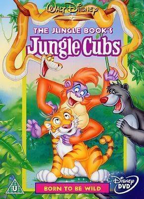 Los Cachorros Del Libro De La Selva Serie De Tv 1996 Filmaffinity