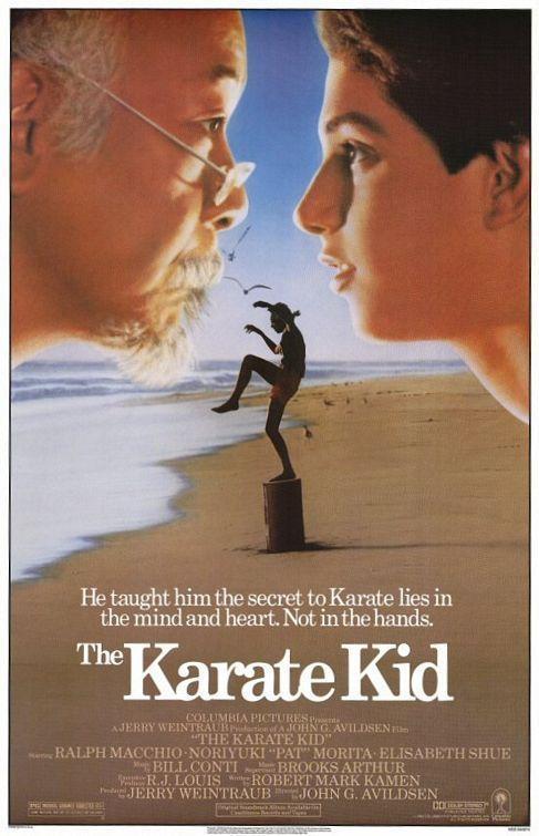 Saga – Colección, Karate Kid 1, 2, 3 y 4 [1080p] [Latino-Ingles] [MEGA]
