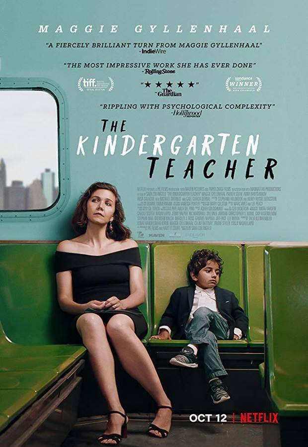 LA ÚLTIMA PELÍCULA QUE HAS VISTO... ¡EN EL CINE! - Página 9 The_kindergarten_teacher-682380666-large