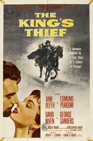 El ladrón del rey