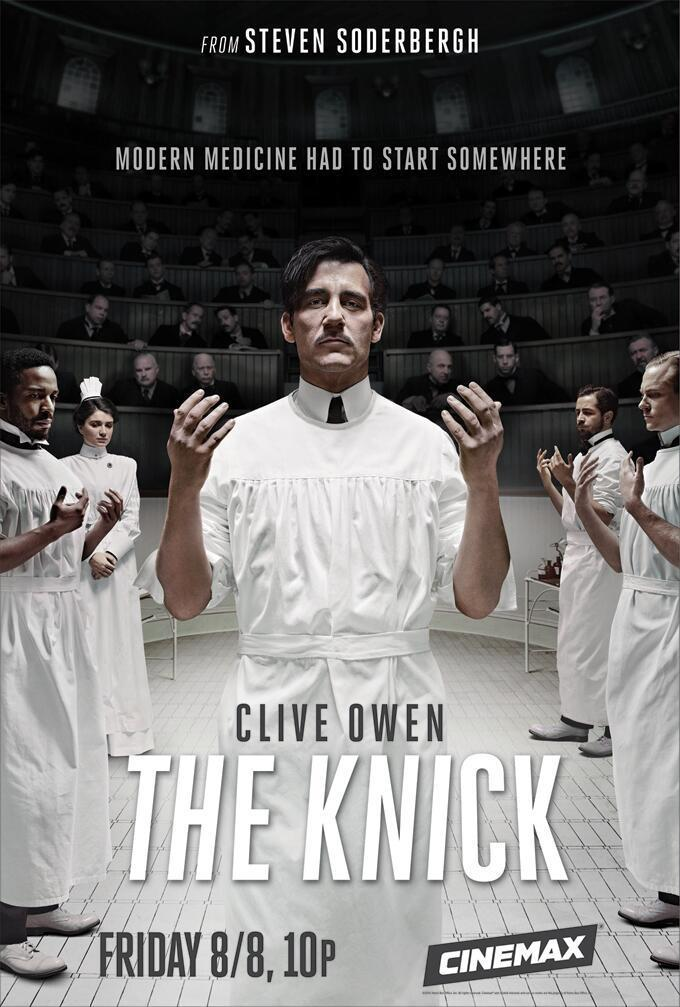 The Knick Burning Series