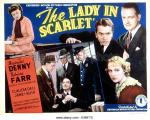 The Lady in Scarlet
