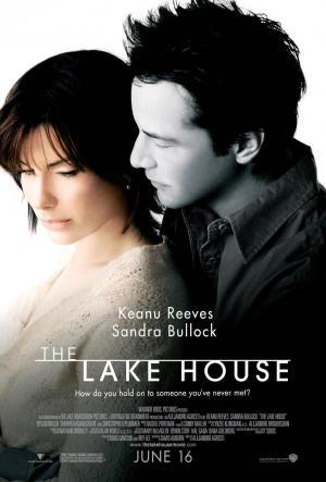 Póster de la película dramática La casa del lago