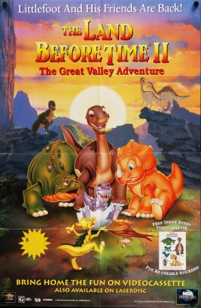 The Land Before Time II - The Great Valley Adventure